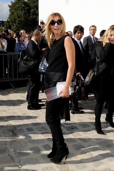 Clotilde Courau Ankle Boots []