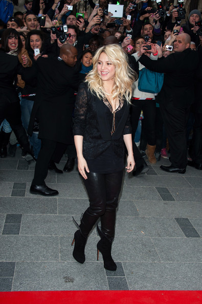 More Pics of Shakira Blazer (1 of 12) - Blazer Lookbook - StyleBistro