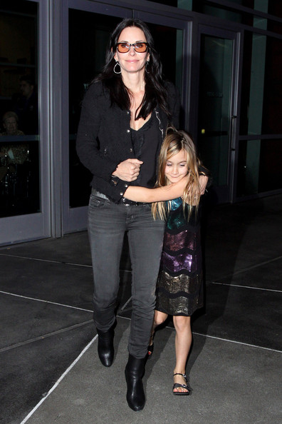 Courteney Cox Ankle boots