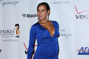 Dania Ramirez Maternity Dress