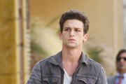 Daren Kagasoff Zip-up Jacket