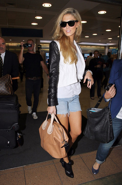 Delta Goodrem Cropped Jacket