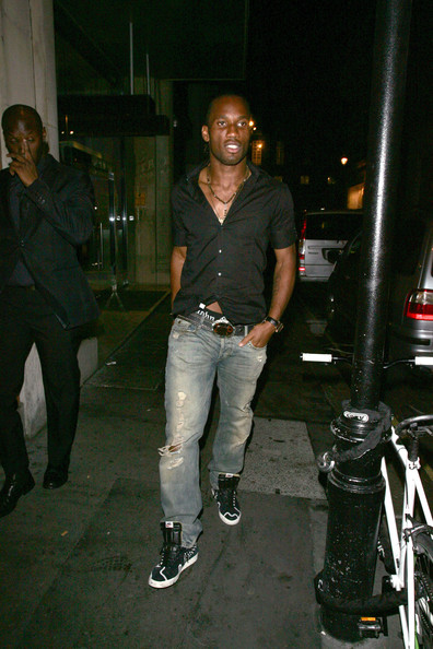 Didier Drogba Button Down Shirt