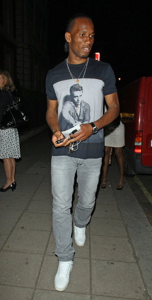 Didier Drogba Clothes