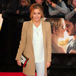 Caggie Dunlop at the Premiere of 'The Lucky One' in London