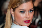 Doutzen Kroes Red Lipstick