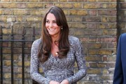 Kate Middleton's Baby Bump Revealed - Not-Naked Photos, Inside.