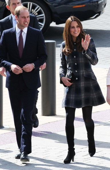 More Pics of Kate Middleton Wool Coat (3 of 13) - Wool Coat Lookbook - StyleBistro