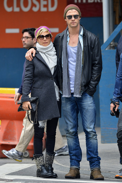 Elsa Pataky Wool Coat