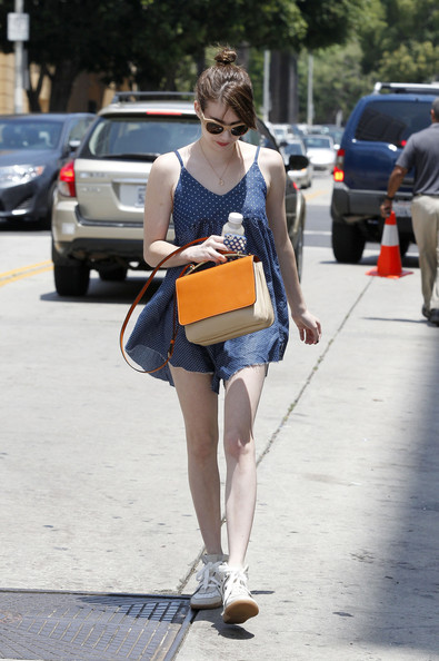 Emma Roberts Keeps Busy in Hollywood