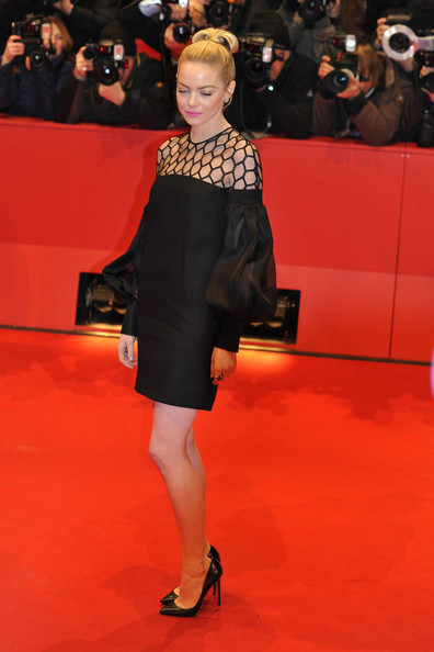 Stars at the Berlinale International Film Festival