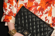 Erin O'Connor Quilted Clutch