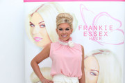 Frankie Essex Loose Blouse