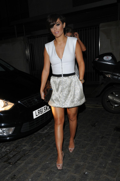 Frankie Sandford Cocktail Dress