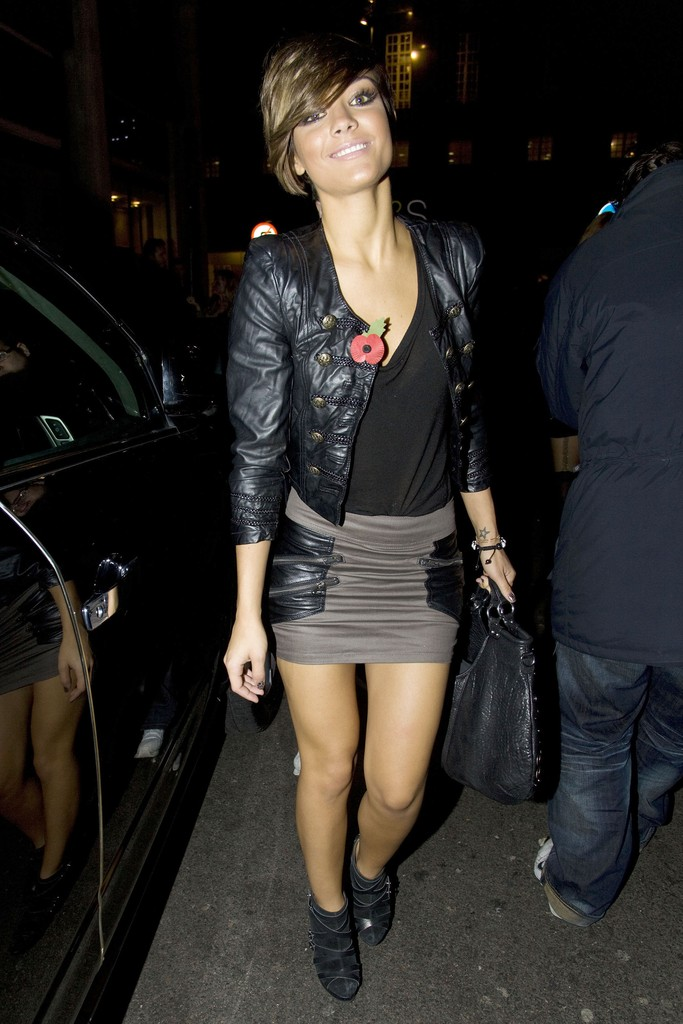 Frankie Sandford Mini Skirt Frankie Sandford Clothes