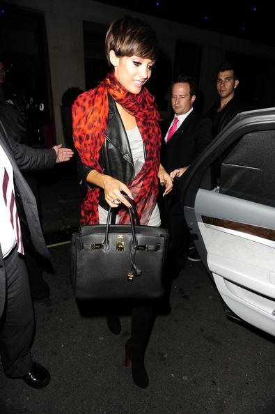 More Pics of Frankie Sandford Leather Tote (1 of 6) - Frankie Sandford Lookbook - StyleBistro