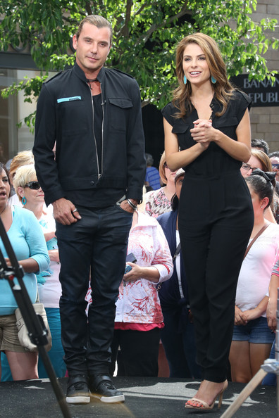More Pics of Maria Menounos Jumpsuit (5 of 7) - Maria Menounos Lookbook - StyleBistro