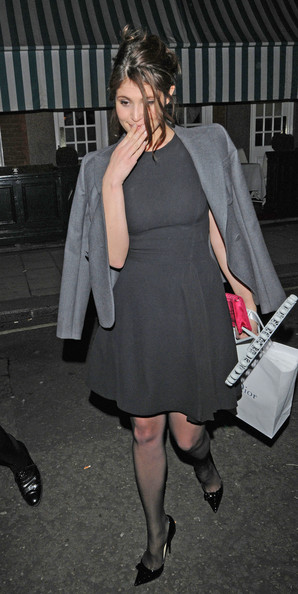 More Pics of Gemma Arterton Little Black Dress (4 of 14) - Gemma Arterton Lookbook - StyleBistro