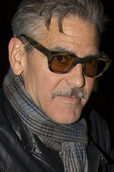 More Pics of George Clooney Wayfarer Sunglasses (1 of 18) - Classic Sunglasses Lookbook - StyleBistro