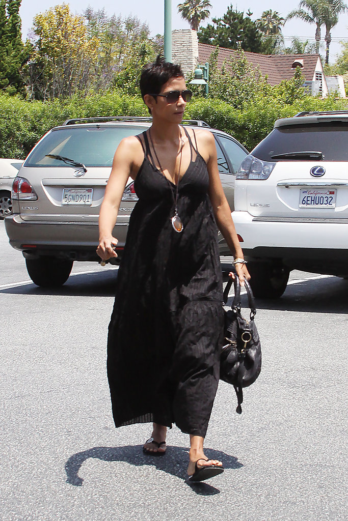 halle berry maxi dress halle berry looks stylebistro