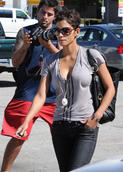 Halle Berry Butterfly Sunglasses