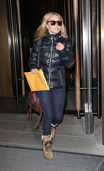More Pics of Hayden Panettiere Skinny Jeans (2 of 11) - Skinny Jeans Lookbook - StyleBistro