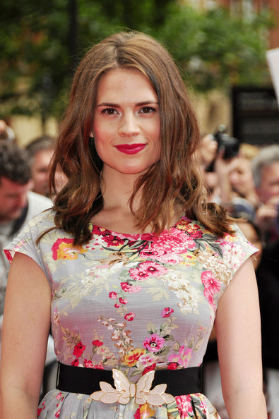 Hayley Atwell Hair