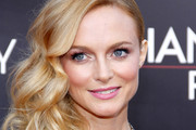 Heather Graham Pink Lipstick