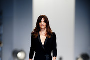 Helena Christensen Once Fended off Sharks for 'Vogue'