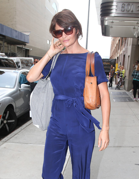 More Pics of Helena Christensen Jumpsuit (3 of 8) - Helena Christensen Lookbook - StyleBistro