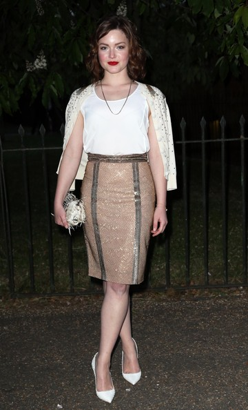 Holliday Grainger Clothes