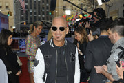 Howie Mandel Zip-up Jacket