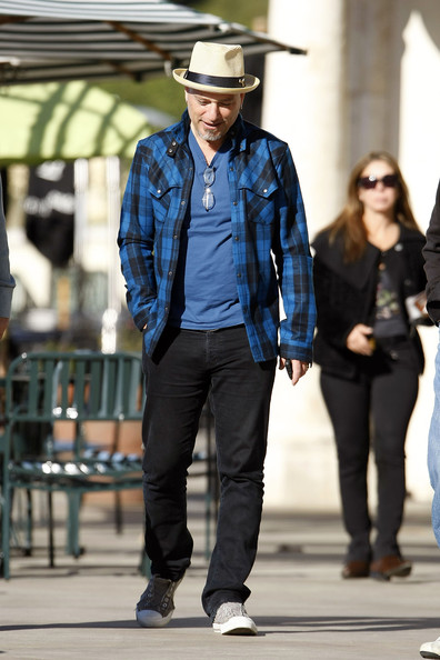 More Pics of Howie Mandel Flannel Shirt (1 of 7) - Flannel Shirt Lookbook - StyleBistro