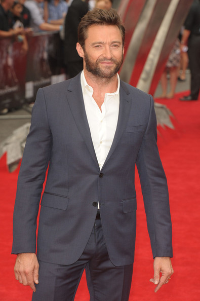Hugh Jackman Black Suit | Essential Style for Men.