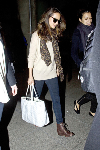 Jamie Chung Canvas Tote