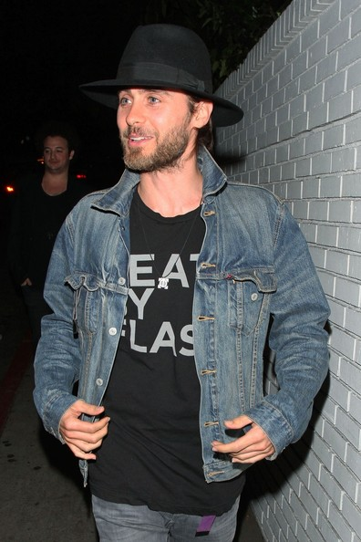 Jared Leto Denim Jacket []