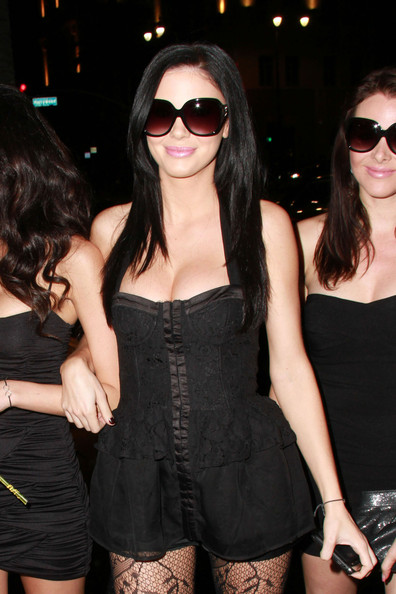 Jayde Nicole Oversized Sunglasses