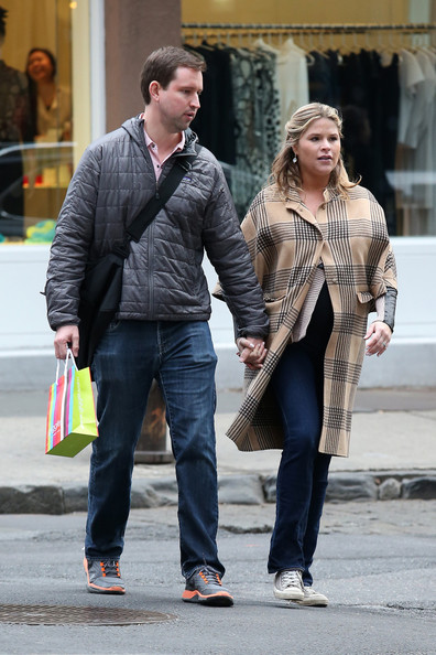 Jenna Bush Hager Wool Coat