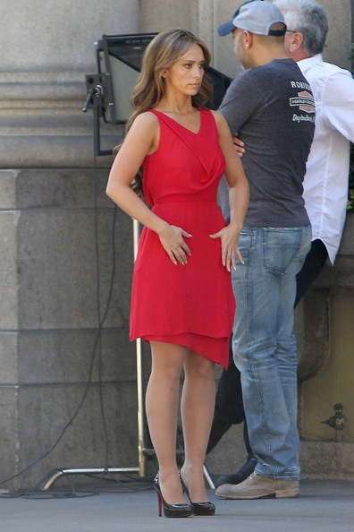 Jennifer Love Hewitt Shoes