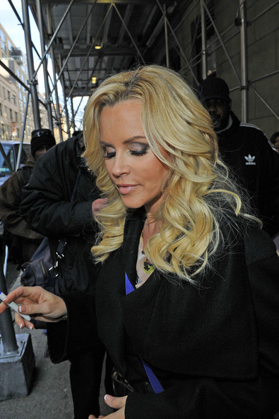 More Pics of Jenny McCarthy Wool Coat (1 of 10) - Jenny McCarthy Lookbook - StyleBistro
