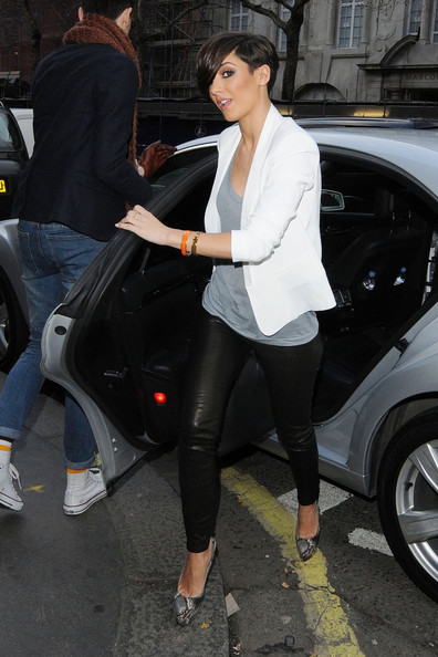 More Pics of Frankie Sandford Skinny Pants (1 of 2) - Frankie Sandford Lookbook - StyleBistro