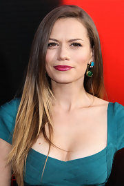Bethany Joy Lenz rocked a sleek ombre look at the 'True Blood' season 6 premiere.