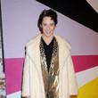 Johnny Weir at Alice + Olivia
