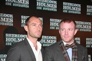 Guy Ritchie and Jude Law Photo