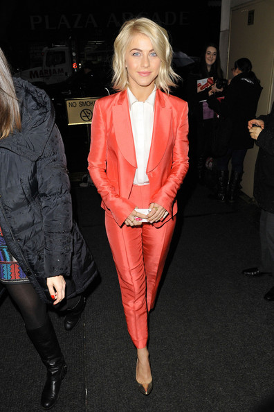 More Pics of Julianne Hough Pantsuit (1 of 29) - Julianne Hough Lookbook - StyleBistro
