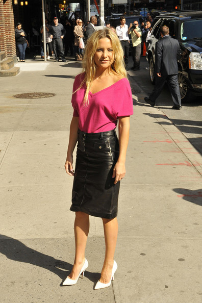 Kate Hudson Pencil Skirt