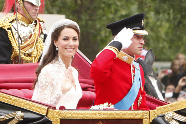 Royal Rumor: Kate Middleton's Wedding Dress on Display at the Met