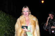 Kate Moss and Pulp frontman Jarvis Cocker attend the same dinner party in north London. Big-spending supermodel Moss arrived at 8pm carrying a box of After Eight mint chocolates (retail price roughly $2.40) for her host. She left at around 11.30pm.