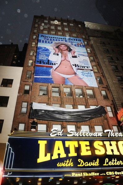 Kate Upton in NYC