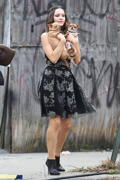 More Pics of Katharine McPhee Headband (1 of 23) - Katharine McPhee Lookbook - StyleBistro